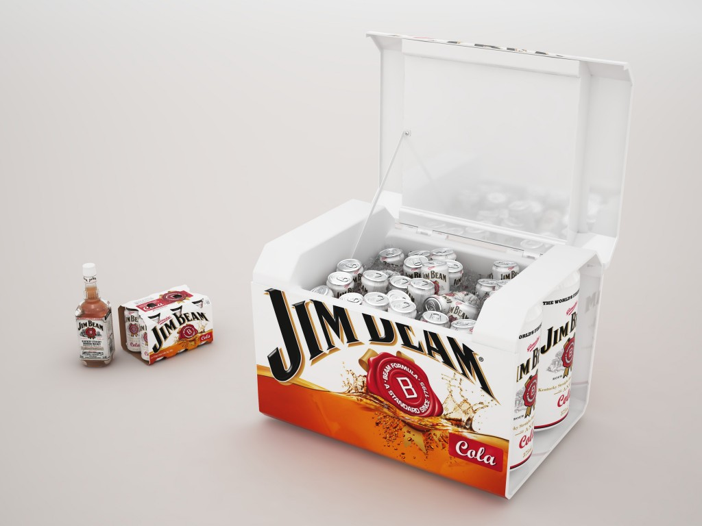 Promotion Esky Jim Beam